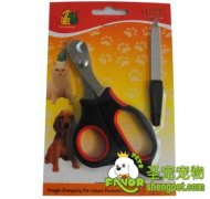丽丝中小型犬指甲剪带锉刀