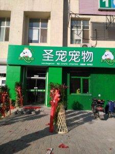 圣宠宠物北京晓月苑五里店