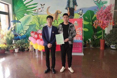 第1154家:辽宁鞍山崔先生签约智享店!