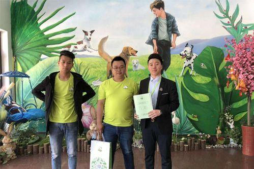 第1158家:安徽张先生签约智享店!