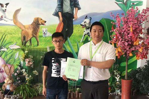 第1168家:天津王先生签约智享店