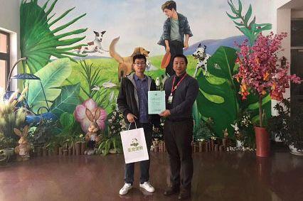 第1179家:天津张先生签约智享店