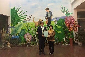 第1187家:北京徐女士签约智享店!