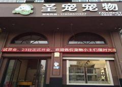 """""""人生只有走出来的精彩,没有等出来的辉煌""""-圣宠宠物店(台州安平东路店)"""