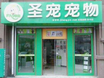 圣宠宠物济南泉景天沅鑫园店